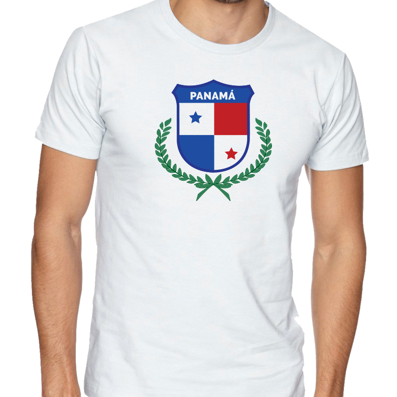 buy popular 56e2b 1385d Panama T Shirt | World Cup - Country Pride | The Sports Ego |Copa Mundial