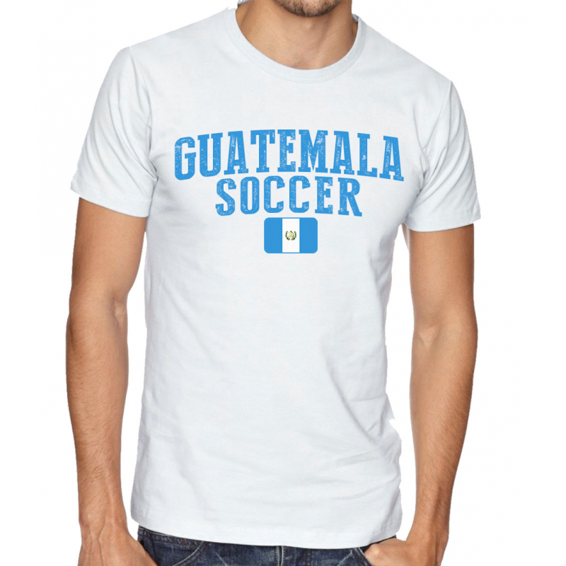 new style 4c7b9 b928a Guatemala Country pride Shirt | World Cup - Country Pride | The Sports Ego  | Copa Mundial