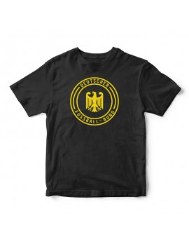 Germany Men s Soccer T-Shirt Deutschland Logo 64eb11ee9