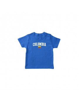 Colombia World Cup Retro Men s Soccer T-Shirt 91513630b