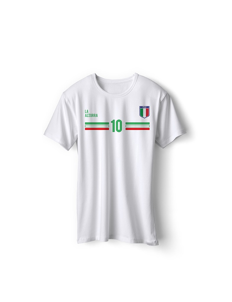 Italy World Cup Retro Men s Soccer T-Shirt 40b82ab0b